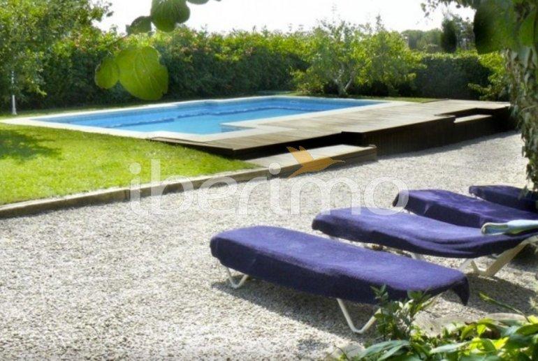 Villa  en Blanes  para 8 personas con piscina privada y bellavista jardin  p7
