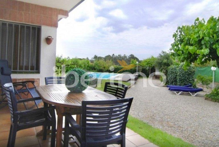 Villa  en Blanes  para 8 personas con piscina privada y bellavista jardin  p8