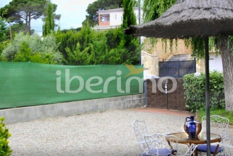 Villa  en Blanes  para 8 personas con piscina privada y bellavista jardin  p27