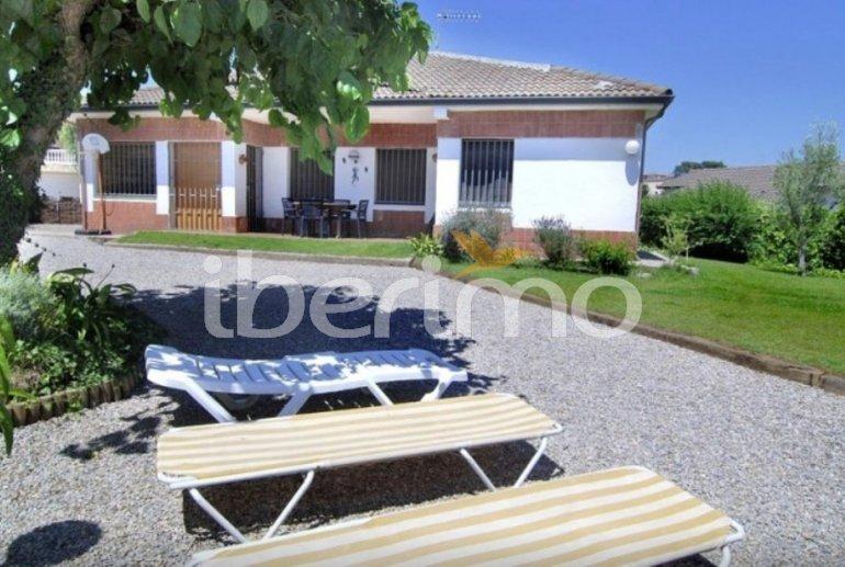 Villa  en Blanes  para 8 personas con piscina privada y bellavista jardin  p28