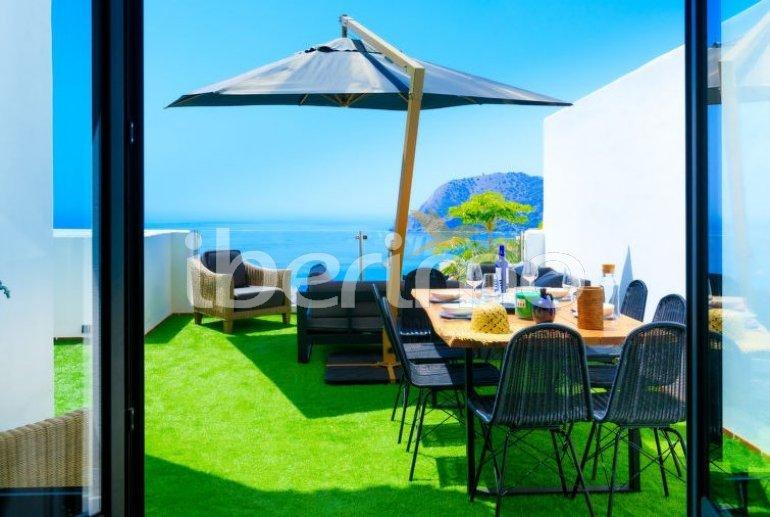 Villa   La Herradura para 6 personas con piscina comunitaria p1
