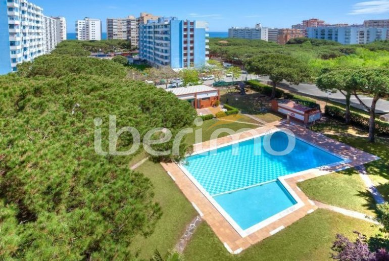 Apartamento   Blanes para 5 personas con piscina comunitaria p3