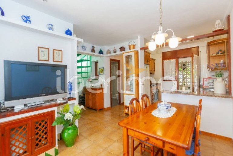 Villa   Cunit para 6 personas con piscina privada p3