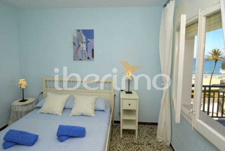 Apartamento   Cunit para 6 personas con piscina comunitaria p6