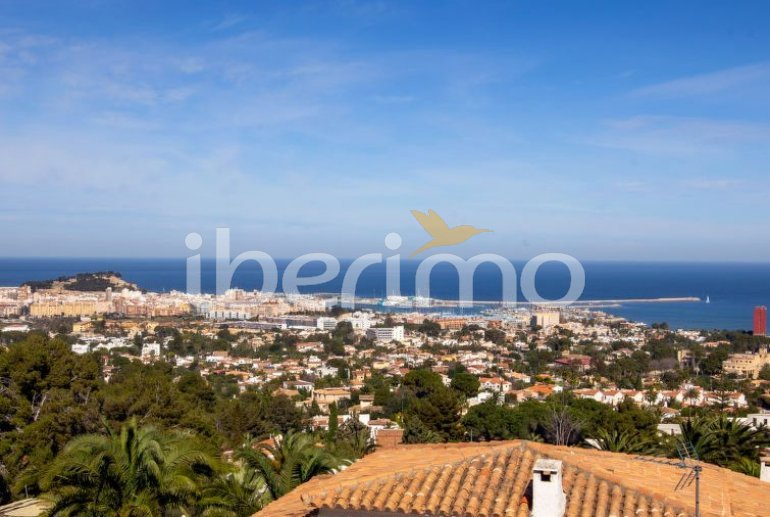 Villa   Denia para 6 personas con piscina privada p4