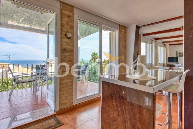 Villa   Denia para 6 personas con piscina privada p8