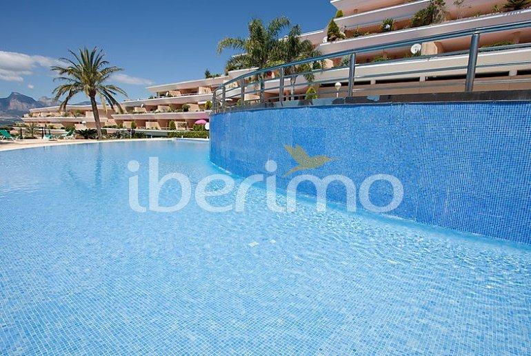 Apartamento   Altea para 4 personas con piscina comunitaria p1