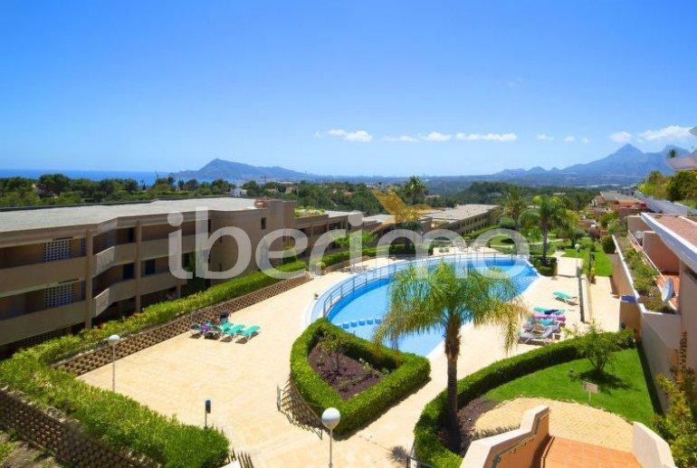 Apartamento   Altea para 4 personas con piscina comunitaria p3