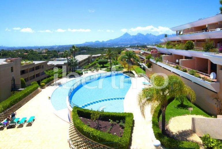 Apartamento   Altea para 4 personas con piscina comunitaria p5