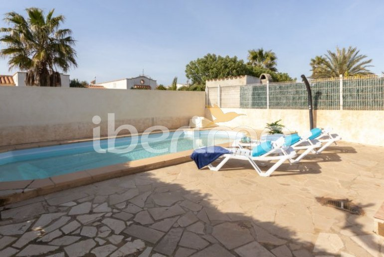 Villa   Deltebre  -  Riumar para 6 personas con piscina privada p6