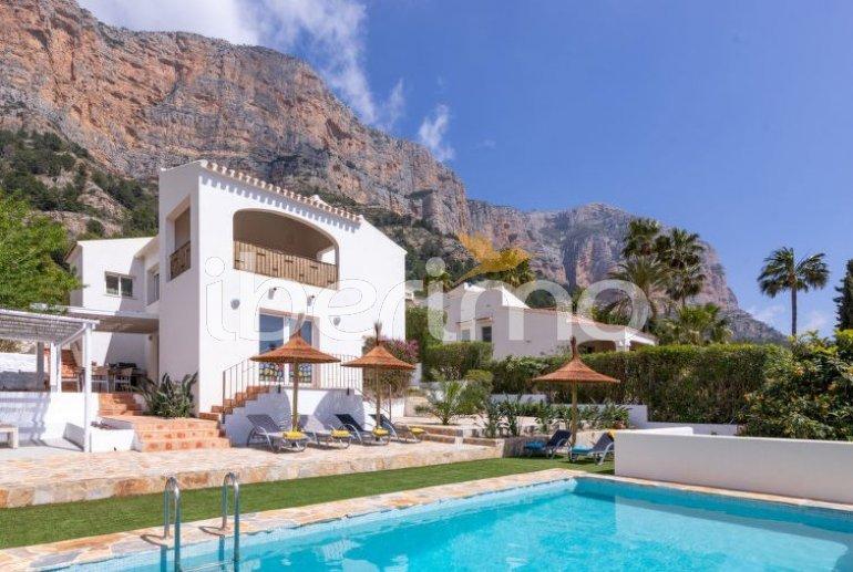 Villa   Javea para 4 personas con piscina privada p0
