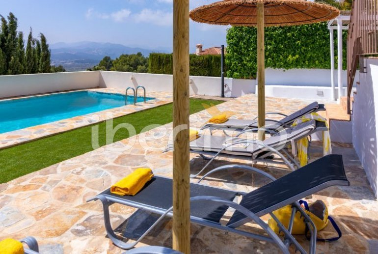 Villa   Javea para 4 personas con piscina privada p3