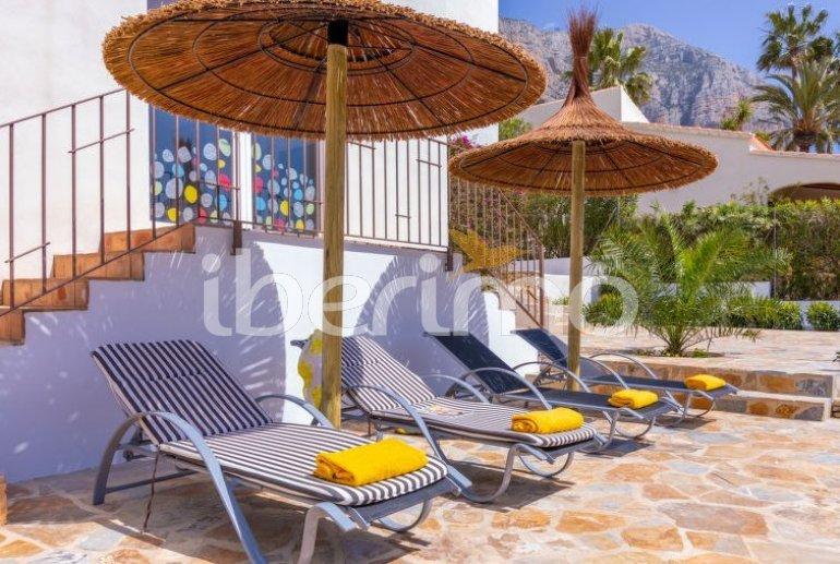 Villa   Javea para 4 personas con piscina privada p4