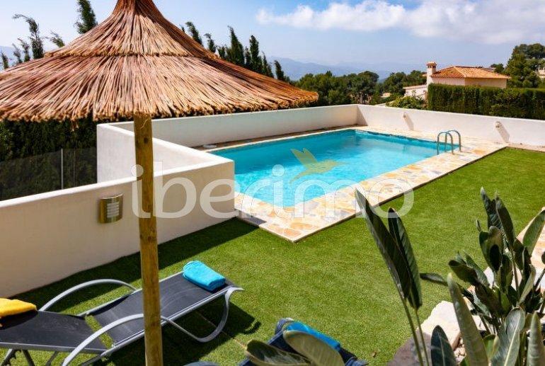 Villa   Javea para 4 personas con piscina privada p6