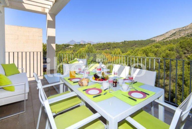 Villa   Altea para 6 personas con piscina comunitaria p3
