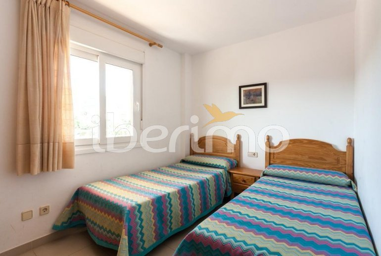 Apartamento   Alcoceber para 6 personas con piscina comunitaria y aere acondicionado p12