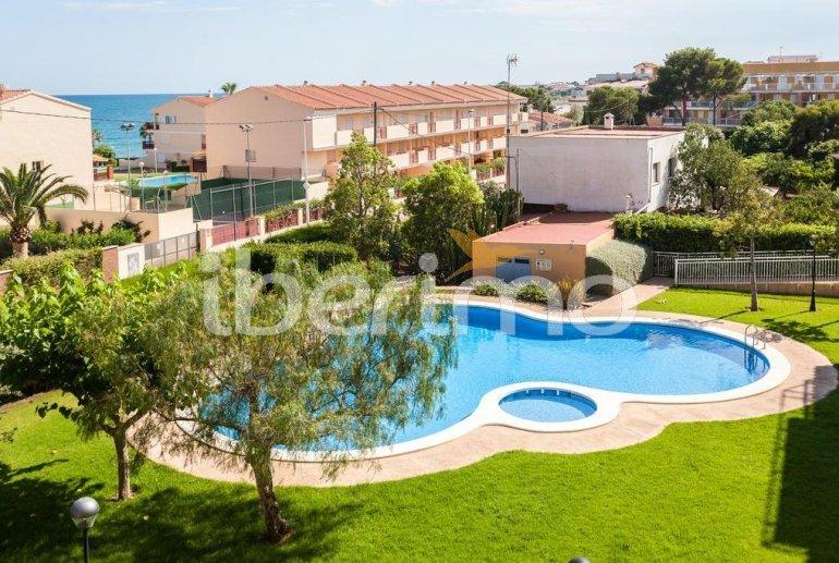 Apartamento   Alcoceber para 6 personas con piscina comunitaria y aere acondicionado p1