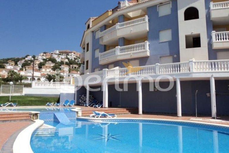 Apartamento   Alcoceber para 6 personas con piscina comunitaria y aere acondicionado p3