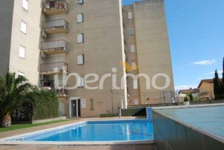 Apartamento   Rosas para 4 personas con piscina comunitaria p0