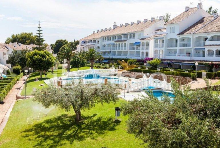 Apartamento   Alcoceber para 4 personas con piscina comunitaria y alrededor de la playa p4