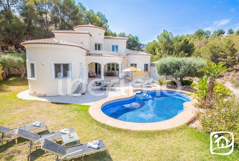 Villa   Benissa para 6 personas con piscina privada y aere acondicionado p3