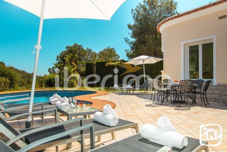Villa   Benissa para 6 personas con piscina privada y aere acondicionado p10