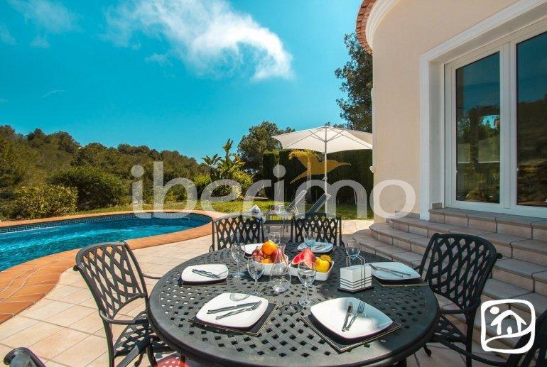 Villa   Benissa para 6 personas con piscina privada y aere acondicionado p12