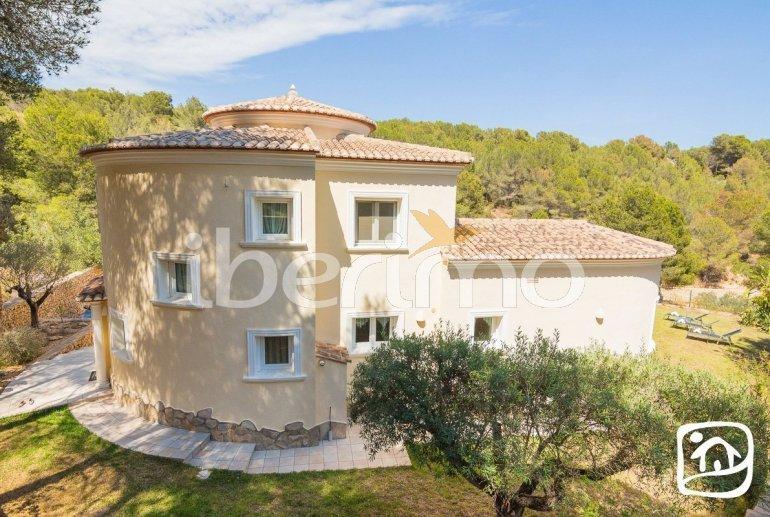 Villa   Benissa para 6 personas con piscina privada y aere acondicionado p17