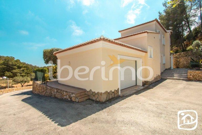 Villa   Benissa para 6 personas con piscina privada y aere acondicionado p16