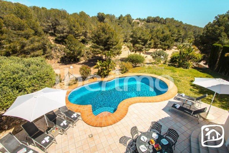 Villa   Benissa para 6 personas con piscina privada y aere acondicionado p18