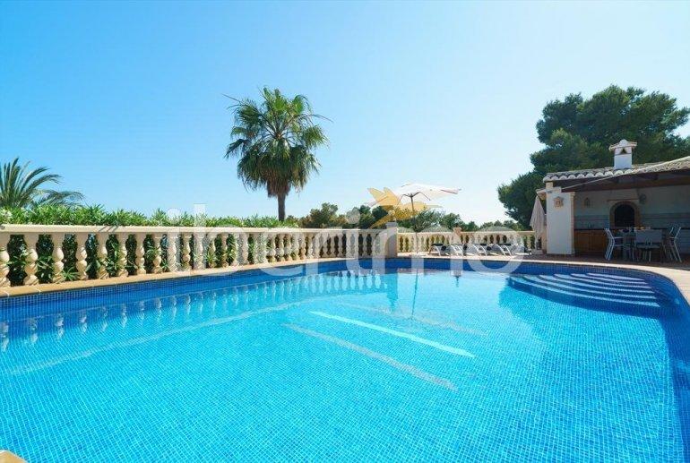 Villa   Javea para 6 personas con piscina privada p22