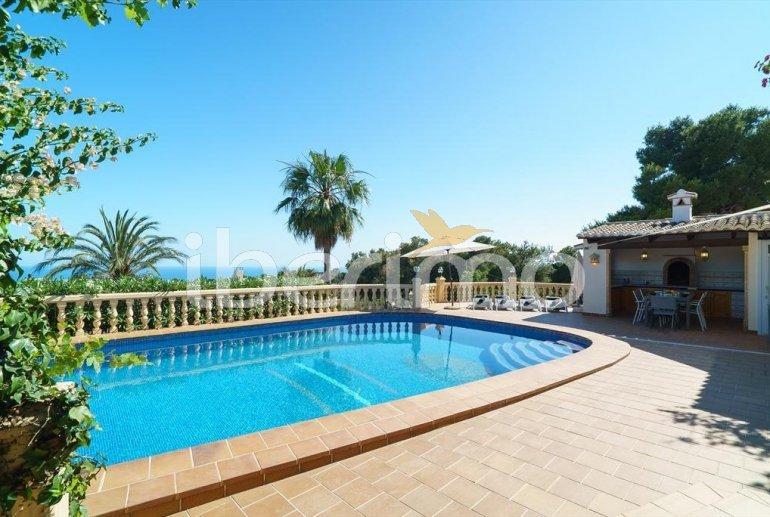 Villa   Javea para 6 personas con piscina privada p24