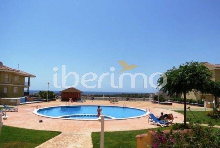 Apartamento   Peniscola para 6 personas con piscina comunitaria p3