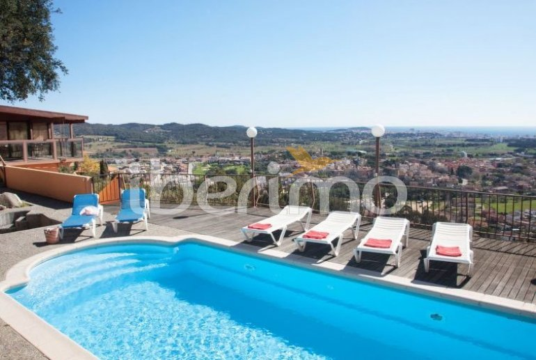 Villa   Calonge - Sant Antoni de Calonge para 6 personas con piscina privada p0