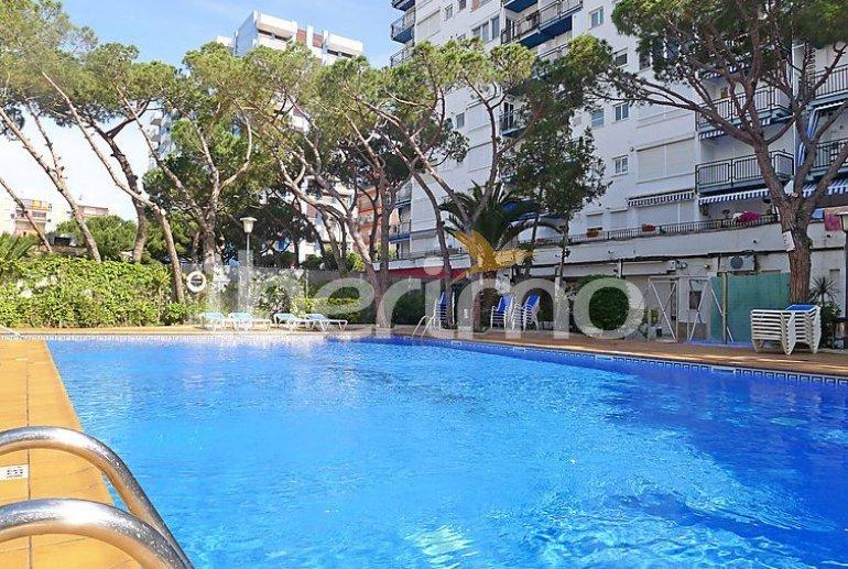 Apartamento   Blanes para 4 personas con piscina comunitaria p2