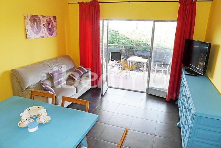 Apartamento   Blanes para 4 personas con piscina comunitaria p4