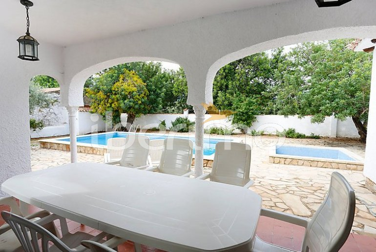 Villa   Miami Platja para 6 personas con piscina privada p11