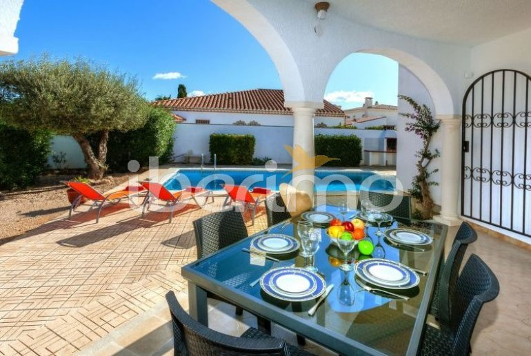 Villa   Miami Platja para 6 personas con piscina privada p10
