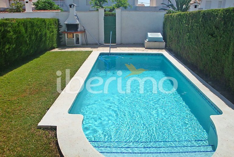 Villa   Miami Platja para 6 personas con piscina privada p1