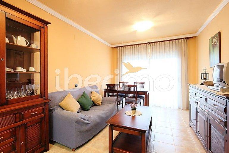 Apartamento   Sant Carles de la Rapita para 4 personas con piscina comunitaria p9
