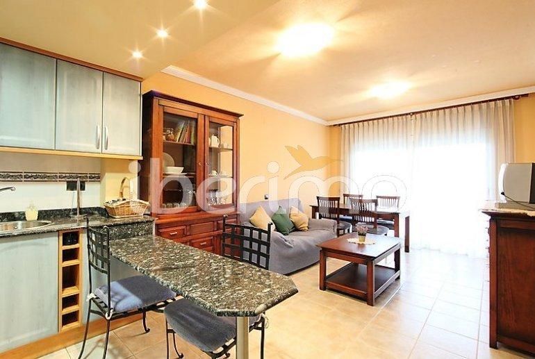 Apartamento   Sant Carles de la Rapita para 4 personas con piscina comunitaria p11