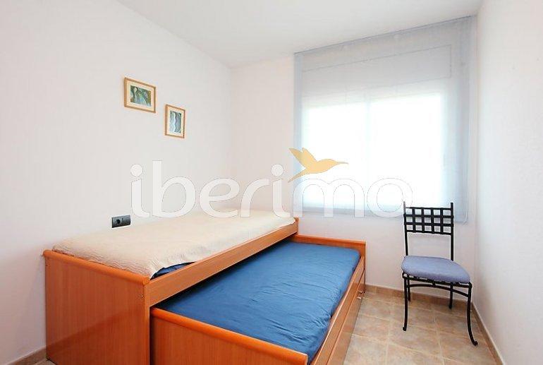 Apartamento   Sant Carles de la Rapita para 4 personas con piscina comunitaria p14
