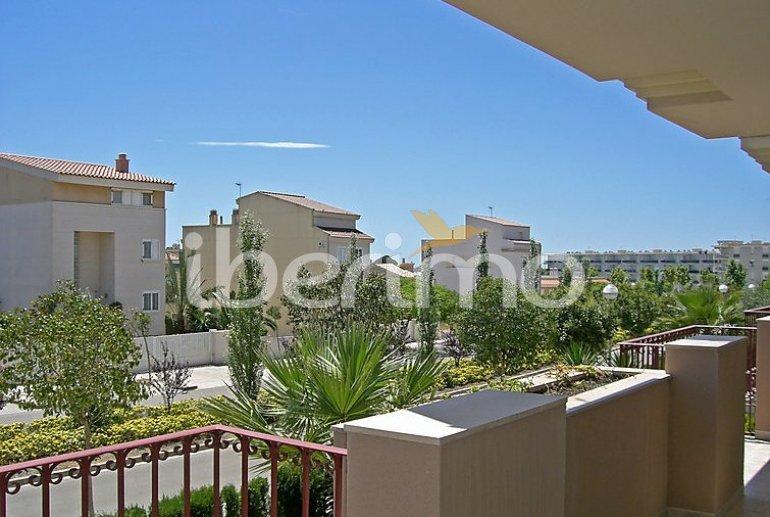 Apartamento   Sant Carles de la Rapita para 4 personas con piscina comunitaria p8