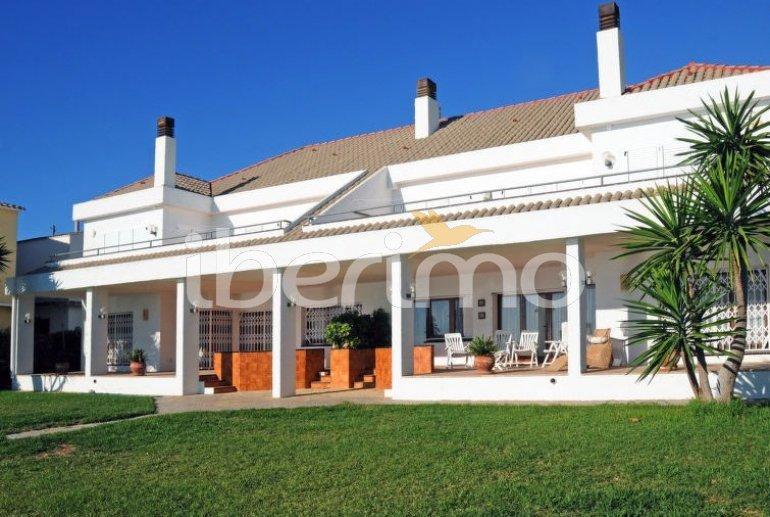 Villa   Alcanar para 9 personas con panorámicas al mar p0