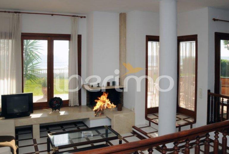 Villa   Alcanar para 9 personas con panorámicas al mar p9