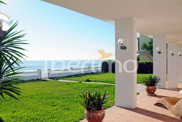 Villa   Alcanar para 9 personas con panorámicas al mar p6