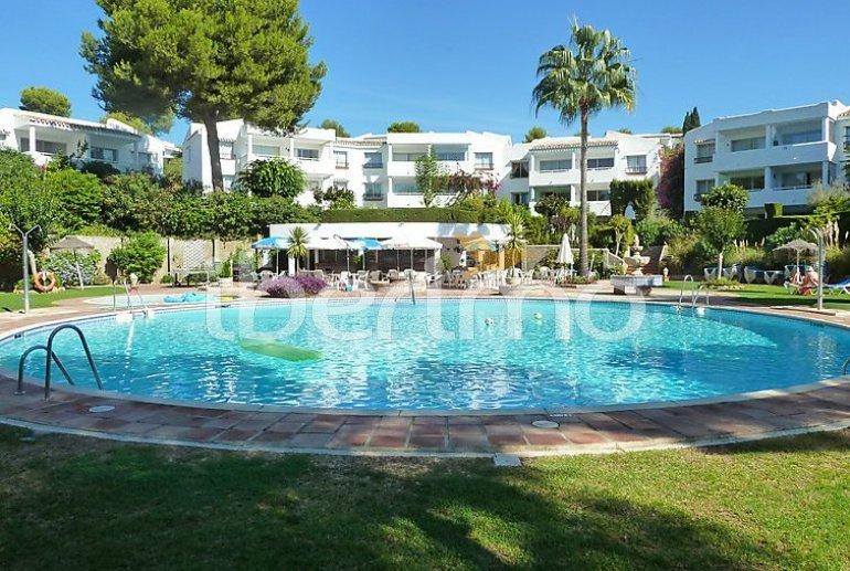 Apartamento   Mijas para 5 personas con piscina comunitaria p0