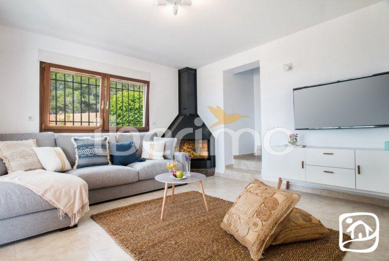 Villa   Calpe para 8 personas con piscina privada, aere acondicionado y internet p0