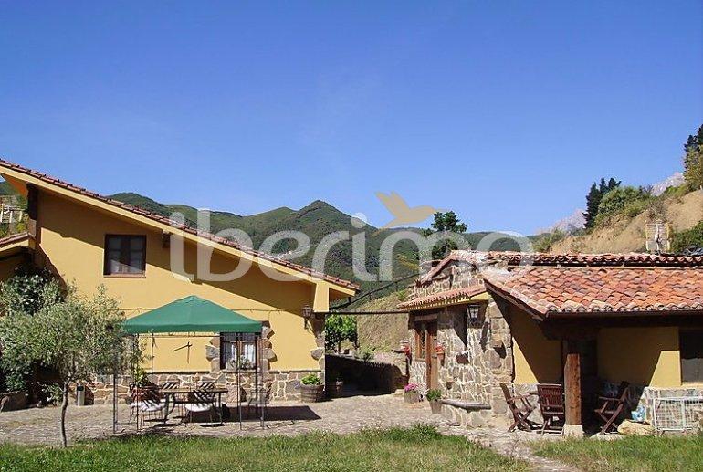 Villa   Potes para 4 personas con lavadora p12