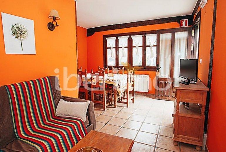 Villa   Potes para 4 personas con lavadora p3